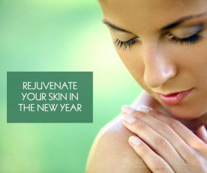 Rejuvenate your skin in the new year